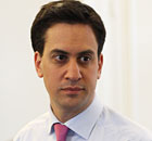 Ed Miliband paid tribute to Marsha Singh's 'tireless work for the people of Bradford West'