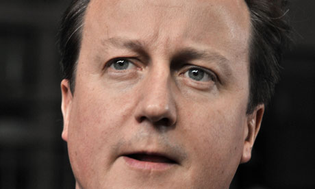 David Cameron said he had been horse riding with Rebekah Brooks's husband, Charlie