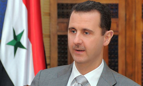 Exclusive: secret Assad emails lift lid on life of leader's inner circle | World news