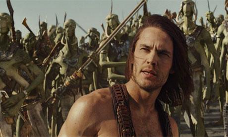 John Carter: don't mention Mars | Film | theguardian.com