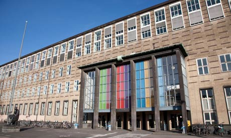 Main building of the University of Cologne