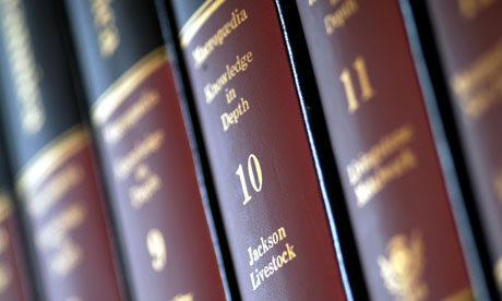 ENCYCLOPEDIA BRITANNICA halts print publication after 244 years ...