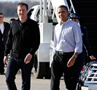 Barack Obama, David Cameron