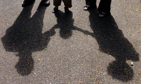 Child protection conferences – how to demystify them (Photograph: Linda Nylind for the Guardian)