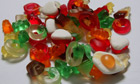 How much is the fried egg? Haribo Starmix sweets.