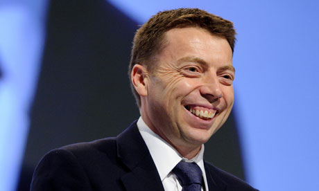 Iain McNicol, the Labour party's general secretary