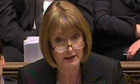 Harriet Harman: her jokes had a Fozzie Bear-ish quality
