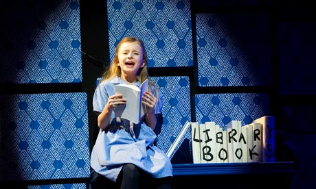 Kerry Ingram in Matilda the Musical