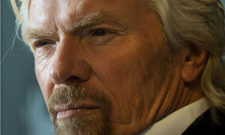 Sir Richard Branson said the budget is 'one of the biggest opportunities to tackle climate change'