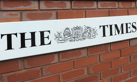 The Times was criticised for a court statement over its unmasking of the police blogger Nightjack