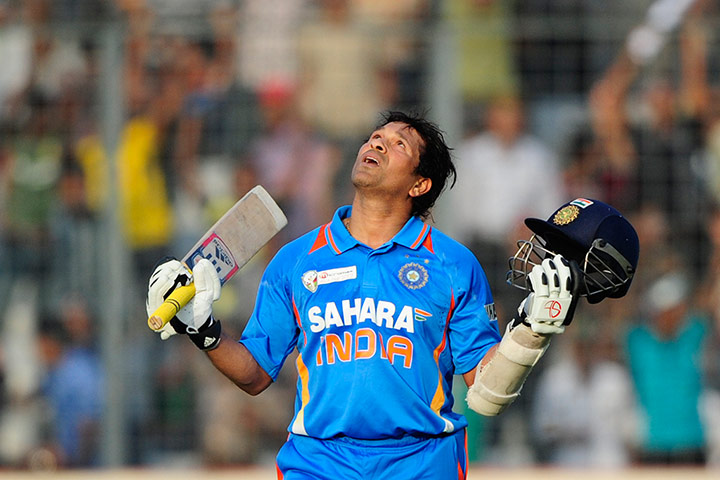 the life and career of sachin tendulkar It's been five years, but tendulkar is set to grace the back of an indian one day strip once more this time, however, indian great sachin tendulkar will be watching.