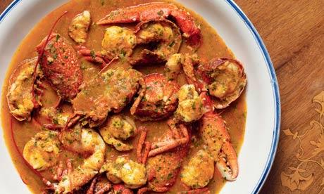 Lobster hotpot