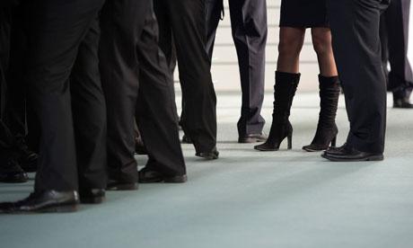 Quotas for women in boardrooms