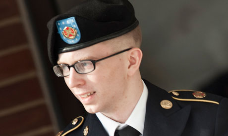Bradley Manning lawyer alleges slow trial is 'an absolute mockery' of rights | US news | The Guardian - Bradley-Manning-007