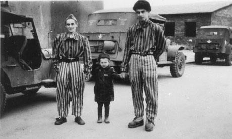 Stefan Jerzy Zweig in 1945