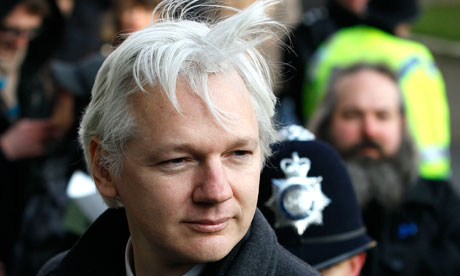 Julian Assange has taken his fight against extradition to Sweden all the way to the UK's supreme court.