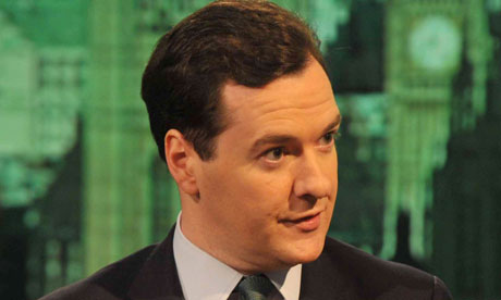 George Osborne said his budget would be in line with 'broad public opinion'