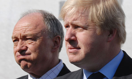 The battle between Ken Livingstone and Boris Johnson will dominate the London mayoral race