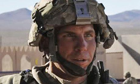 Staff Sgt Robert Bales at Fort Irwin, California
