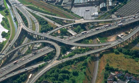 Spaghetti Junction, Birmingham