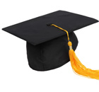 Graduation hat with tassel 