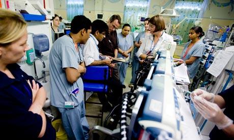 staff consultation NHS