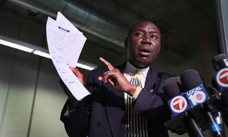 Trayvon Martin: new evidence contradicts killer's self-defence ...