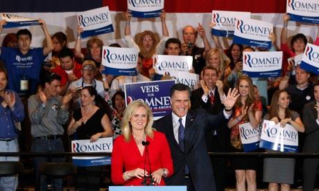 Mitt Romney Illinois