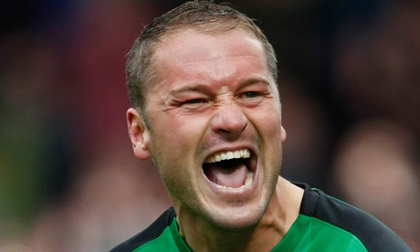 Quitting England set-up has helped my game, says Paul Robinson | Football | The Guardian - Paul-Robinson-007