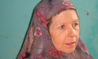British hostage Judith Tebbutt