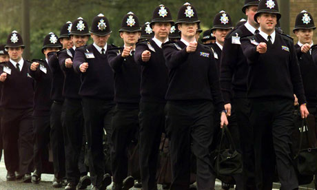 Should all police officers really be university educated by Surrey ...