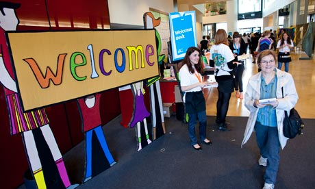 Guardian Open Weekend welcomes guests