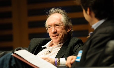 Ian McEwan in conversation with Ian Katz 