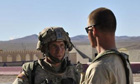 Staff Sgt. Robert Bales at Fort Irwin