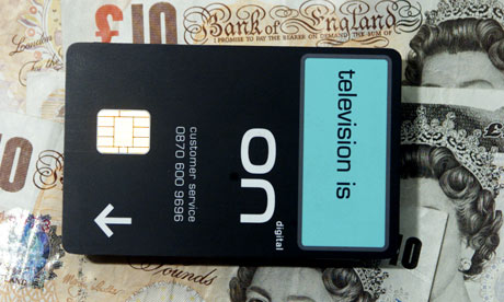 OnDigital card
