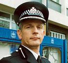 Brian Paddick as a policeman in 2001.