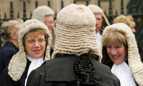 More women judges would increase confidence in the courts, peers believe