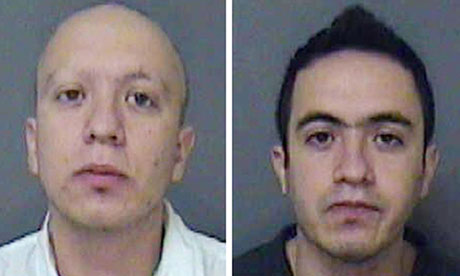 Mexican burglars found guilty