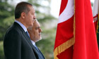 Turkey's PM in Tehran for nuclear talks
