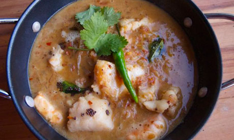 Felicity's perfect Goan fish curry