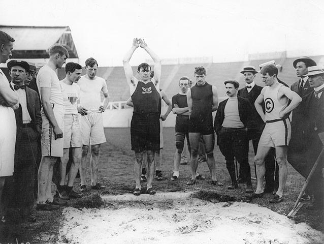 1908 Olympics: Martin Sheridan