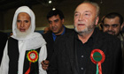 George Galloway at Bradford West byelection