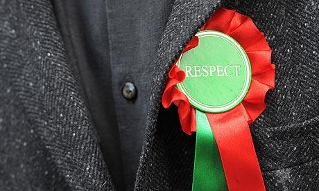 Respect rosette