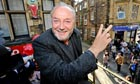 George Galloway celebrates his byelection win over Labour in Bradford West
