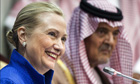Time running out for diplomacy with Iran, warns Hillary Clinton