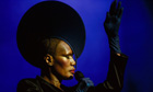 She-Bop-A-Lula - Women in Pop photo exhibition - Grace Jones