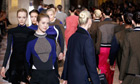 Stella McCartney's autumn 2012 collection at Paris fashion week