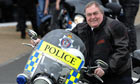 Lord Prescott said police privatisation was about replacing bobbies on the beat with security staff