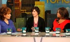 Sandra Fluke on The View