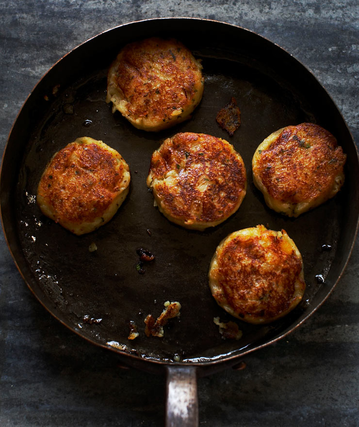 St Patrick's Day recipe: potato and caraway seed cakes | Life and ...